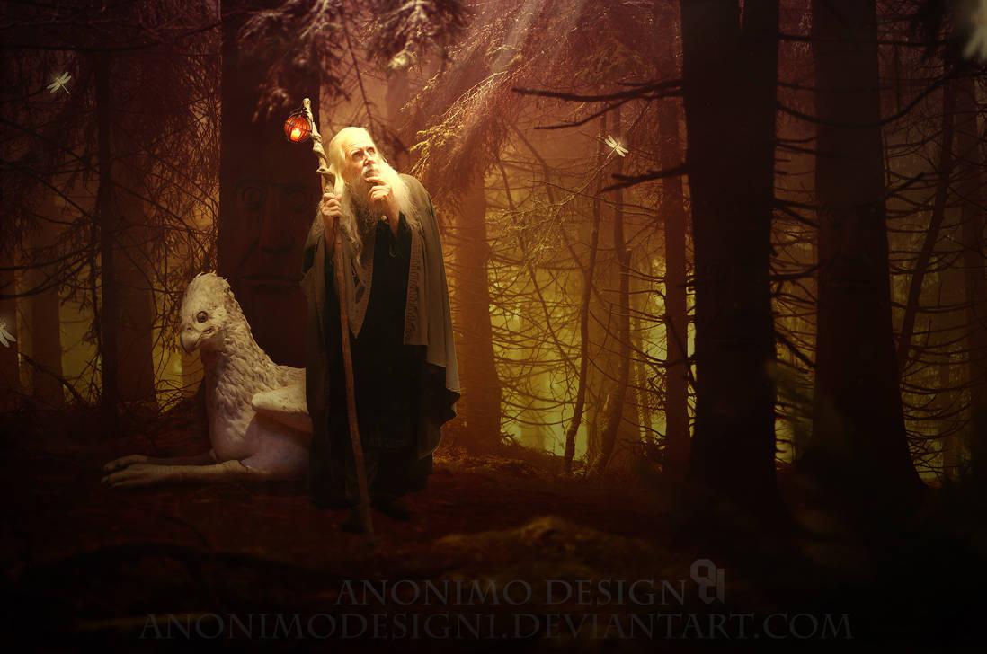 I and buckeak by anonimodesign1