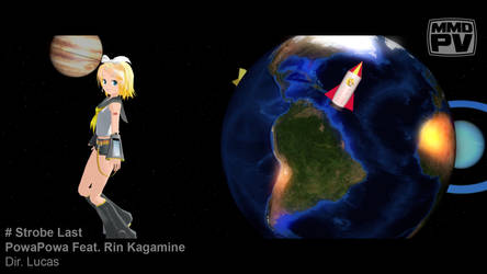 MMD PV-Strobe Last Rin Kagamine coming soom(2)