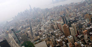 View From the Empire State Building III