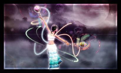 ++Native Magic++ by ixiblix