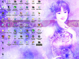meh December desktop by ixiblix