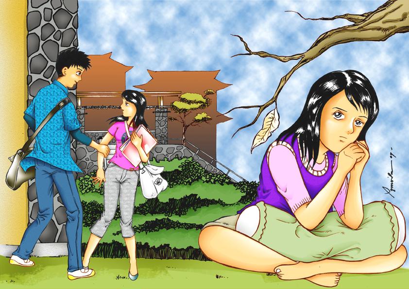ilustrasi cerpen 2 by pandemahendra