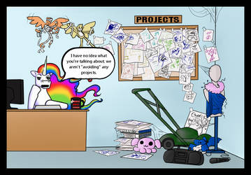 Sarcastic Projects by SarcasticUnicorn