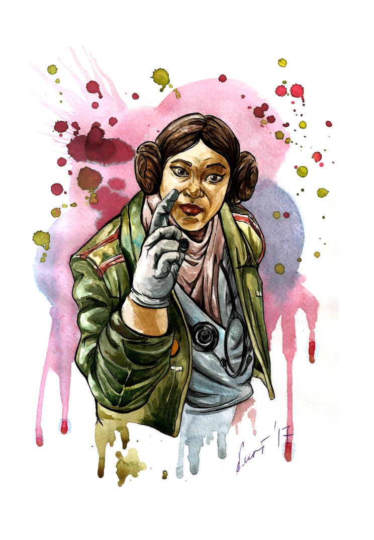 The Nurse by lariel-istime