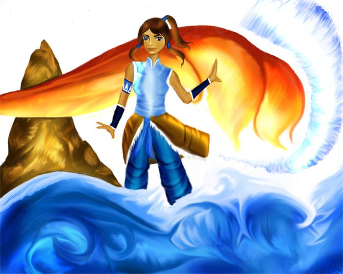 The Legend of Korra by ihavenoidea2
