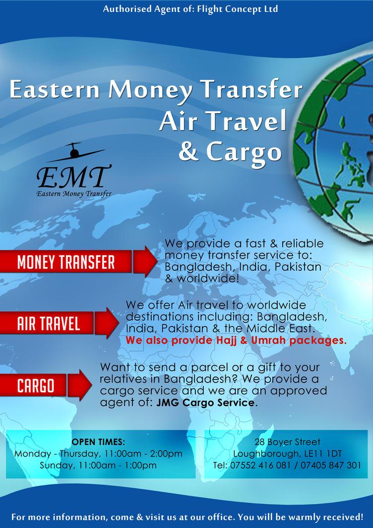 Easter Money Transfer Poster by EnamC on DeviantArt