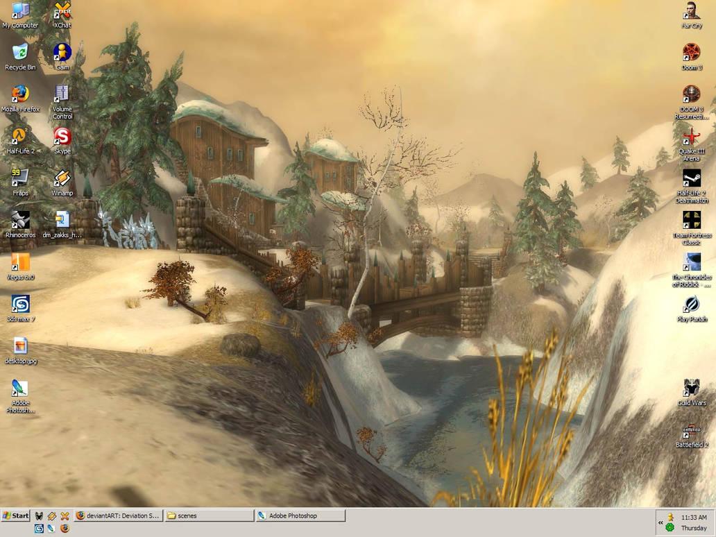 midkay's Desktop