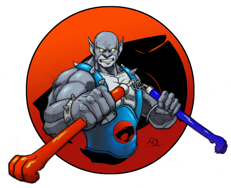 Panthro by BlueWolfD