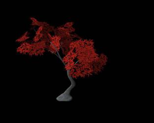 tree by Eggpoacher