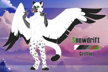Snowdrift reference sheet [sfw]