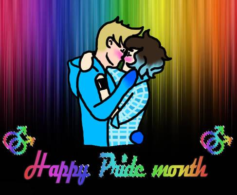 Happy Pride Month!!!
