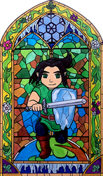 Avery Stained Glass