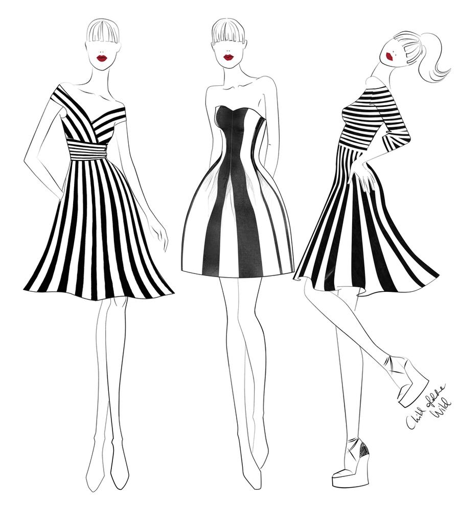 Stripes by MCvelvetkitten