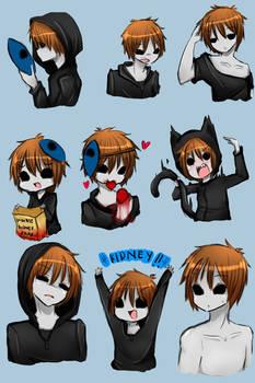 Eyeless Jack Expression~!
