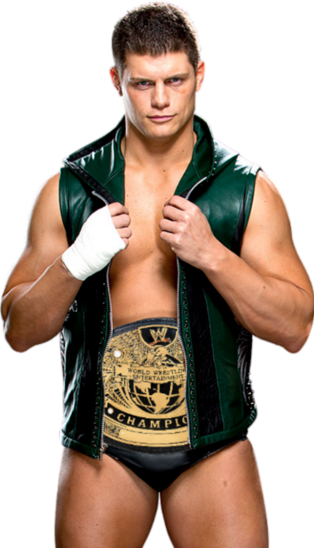 Cody Rhodes WWE Champion 2004 by NuruddinAyobWWE on DeviantArt