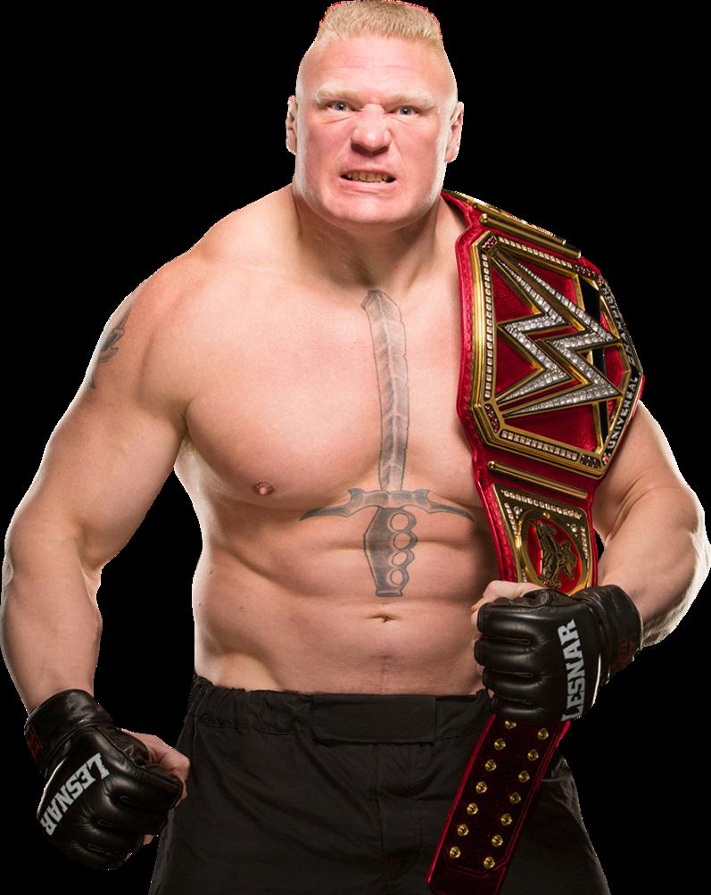 Brock Lesnar WWE Universal Champion By NuruddinAyobWWE