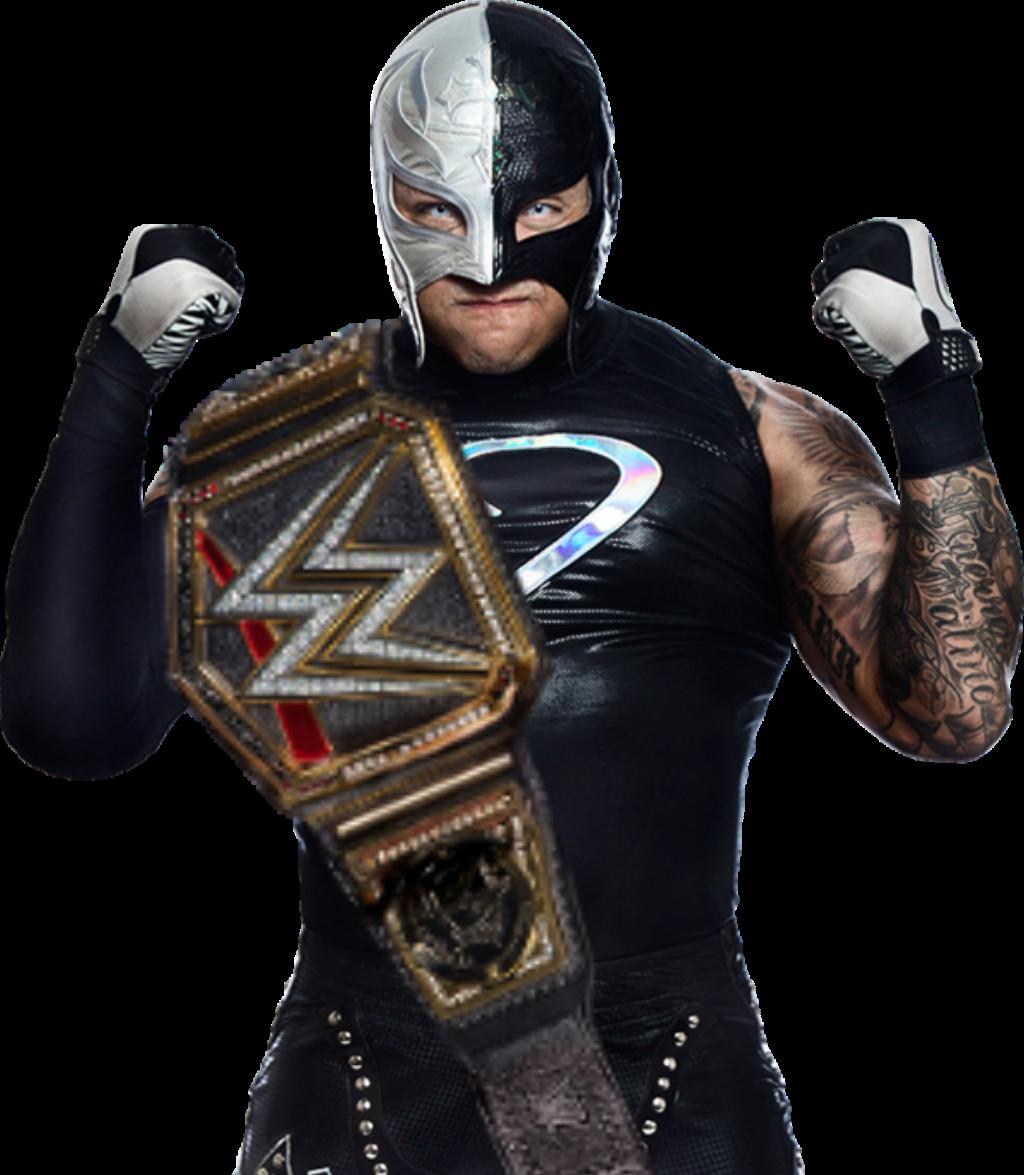 Rey Mysterio WWE Champion 2017 by NuruddinAyobWWE on ...