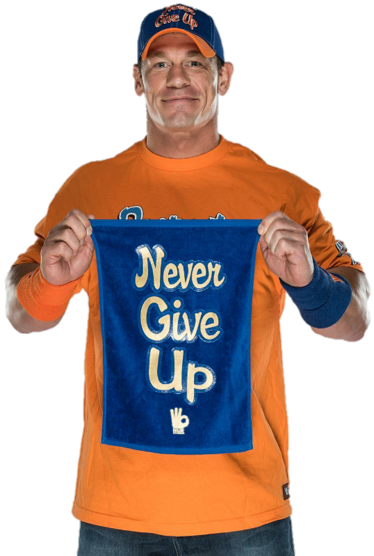 John Cena Connor's Cure Never Give Up Towel by ...