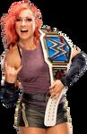 Becky Lynch SD Live Women's Champion