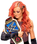 Becky Lynch SD Live Women's Champion v2