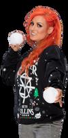 Becky Lynch Ugly Christmas Sweatshirt