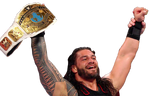 Roman Reigns IC Title WWE RAW 20.11.2017