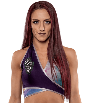 Kay Lee Ray NXT by NuruddinAyobWWE
