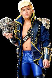 SANADA NJPW 2019 by NuruddinAyobWWE