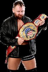 Jon Moxley IWGP United States Champion by NuruddinAyobWWE