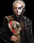 Darby Allin AEW TNT Champion 2021