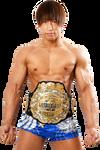 Kota Ibushi IWGP Heavyweight Champion 2021