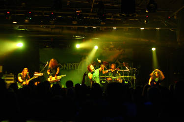 Sonata Arctica @ Baltimore Soundstage 1 by fenrysk-art