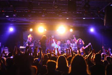 Sonata Arctica @ Baltimore Soundstage 3 by fenrysk-art