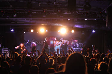 Sonata Arctica @ Baltimore Soundstage 4 by fenrysk-art