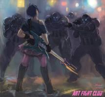 VIP Meet and Greet [art fight club]
