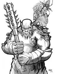Frunk the Ogre