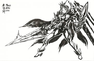 Vermilion Knight: Utu+ and Surtr+