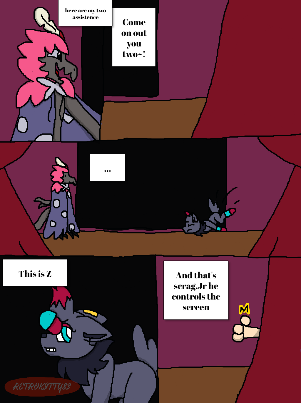 Pokemon Beta| Page-2 |Meet Z and Jr by xXSoft-SilenceXx