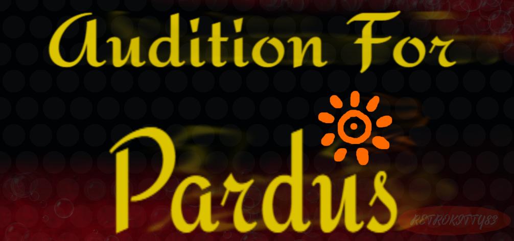 More Pardus Audition Advertisement by xXSoft-SilenceXx