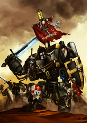 .:Imperator Vult:. by blackswordsman28