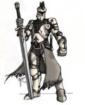 Chesspiece: White Knight