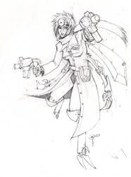 Sketches of MEAN by blackswordsman28