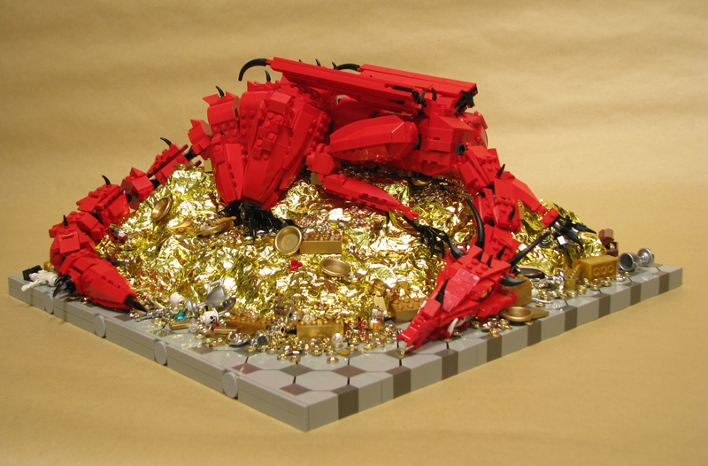 Smaug the Tremendous by AntVar