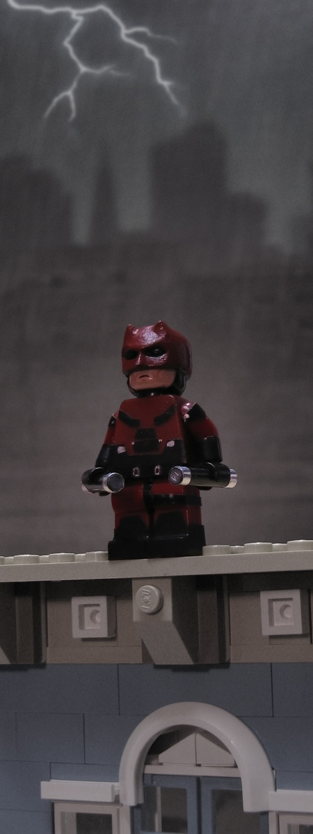 LEGO Marvel's Daredevil by AntVar
