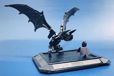 Bat vs Bat by AntVar