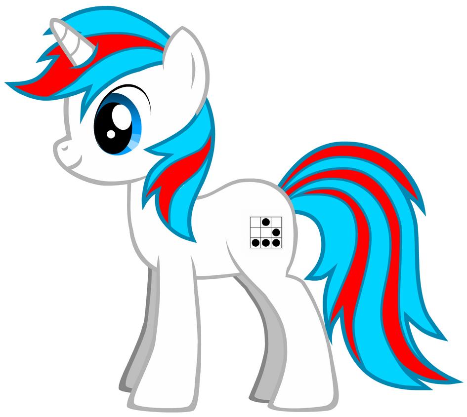 My Little Pony OC - Dillon Hoofderson by JustinMella777