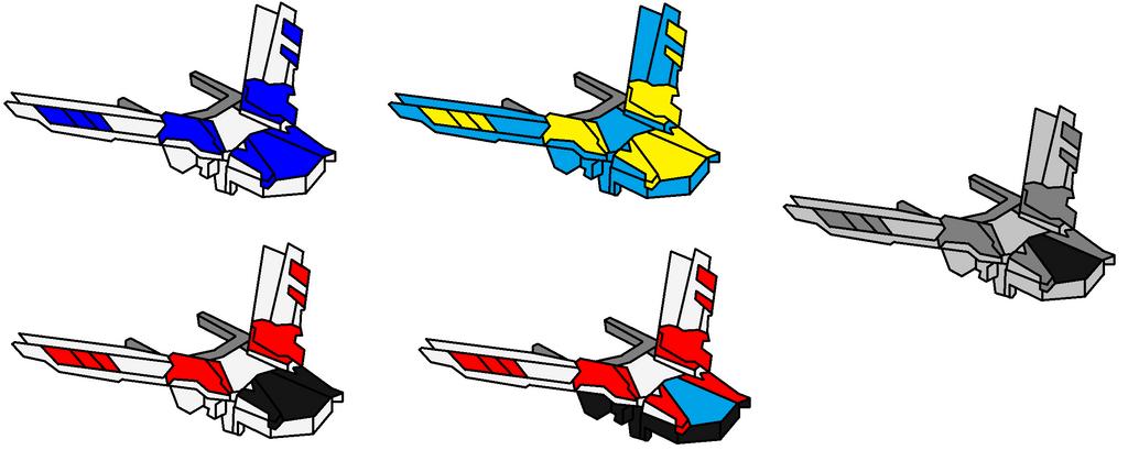 Sci-Five Nanos (Flight Pack) by JustinMella777