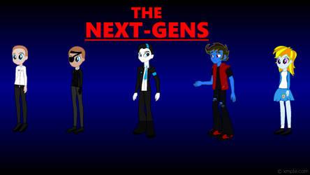 Meet The Heroes - The Next-Gens