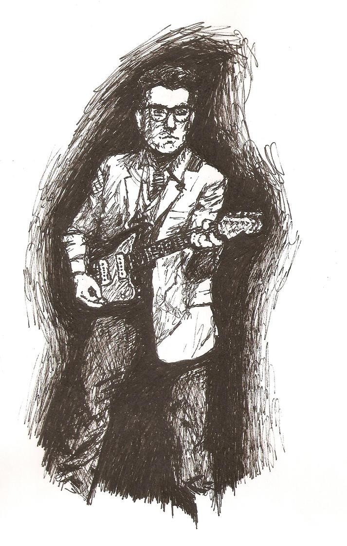 Costello by missdianachristine