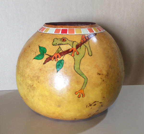 Gourd 26 by mytwocats